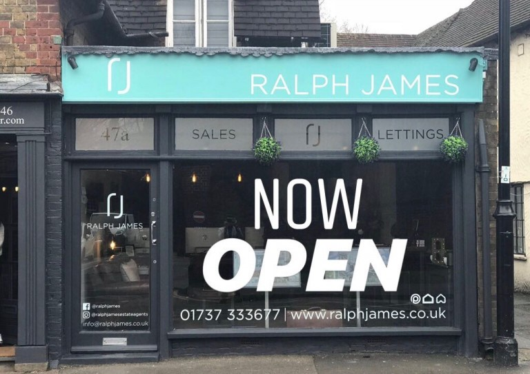 REIGATE OFFICE NOW OPEN
