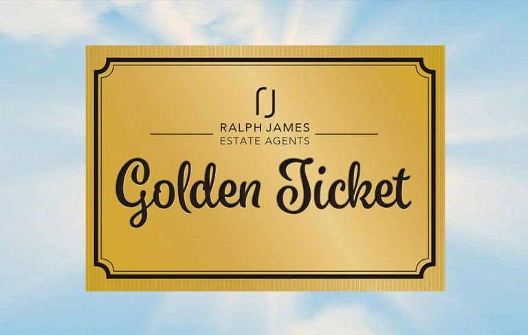 GOLDEN TICKET OFFER EXTENDED