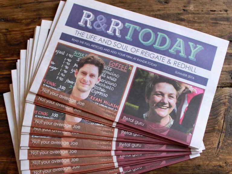 NEW REDHILL & REIGATE GUIDE